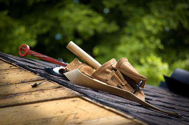 Tools of roofers